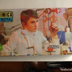 Juegos educativos: KIMING-JUEGO DE QUIMICA - EDAD 11 A 16 AÑOS. ORIGINAL AÑO 1969.. Lote 78933461