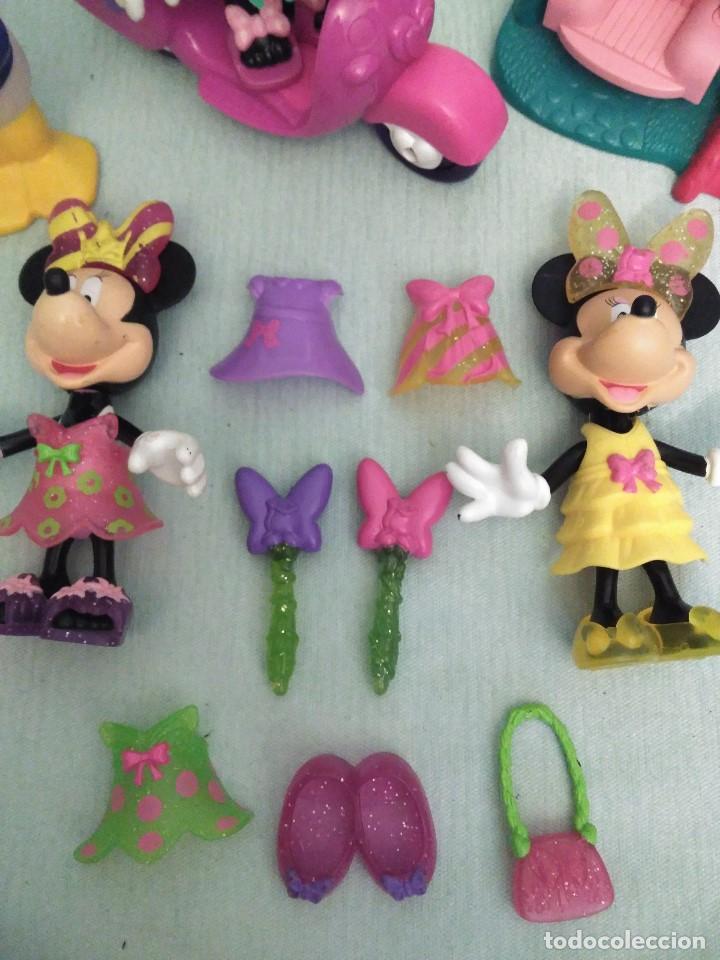 Juegos educativos: Lote de muñeco MICKEY MOUSE con globo terraqueo y un monton de piezas. - Foto 9 - 79125953