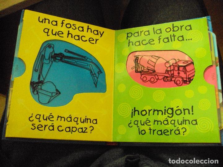Juegos educativos: mi primer libro magico: tractores - Foto 3 - 57818963