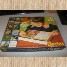 Juegos educativos: ~ JUEGO ELECTRA, EN ALEMÁN, ESTÁ SIN PROBAR FUNCIONA CON UNA PILA ANTIGUA DE PETACA ~. Lote 81915790