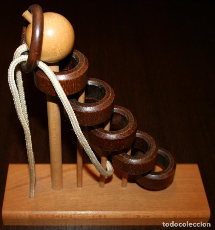 Juegos educativos: JUEGO DE MADERA DE LÓGICA Y HABILIDAD - Foto 2 - 82245080