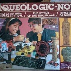Juegos educativos: ARQUEOLOGIC-NOVA 2 -LA LEYENDA DE LA GUERRA DE TROYA -GASTOS DE ENVIO GRATIS. Lote 192039398