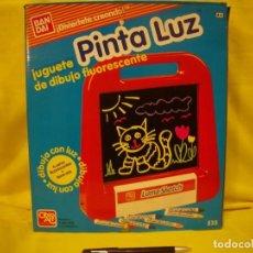 Juegos educativos: PINTA LUZ JUGUETE DE DIBUJO FLUORESCENTE, FABRICADO EN USA, NUEVO SIN ABRIR. Lote 83412716