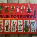 Juegos educativos: JUEGO AÑO 1971. VIAJE POR EUROPA. EPOCA FRANQUISTA. Lote 83730142
