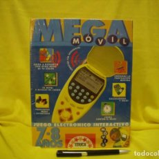 Juegos educativos: MEGA MÓVIL JUEGO ELECTRONICO INTERACTIVO DE EDUCA, AÑOS 90, NUEVO. Lote 85520504