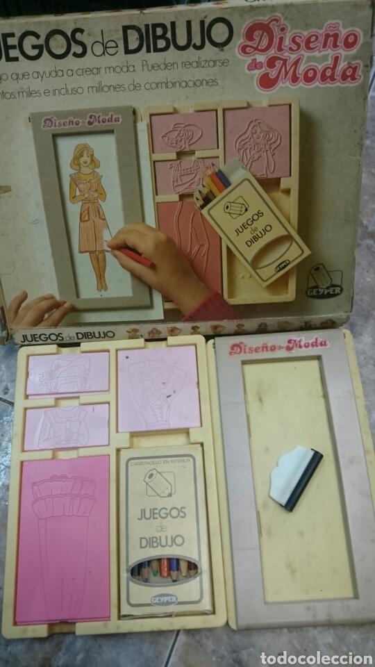 juego de dibujo diseo de moda juguetes juegos educativos