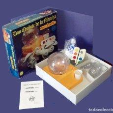 Juegos educativos: POCH - ESCULMATIC - DON QUIJOTE DE LA MANCHA - COMPLETO Y NUEVO - 1979 - MÁQUINA,MOLDES,PINTURAS.... Lote 88510524
