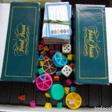 Jeux éducatifs: TRIVIAL EN INGLÉS COMPLETO. Lote 88945496