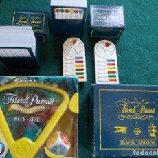 Juegos educativos: LOTE TRIVIAL EN INGLÉS. Lote 88964000