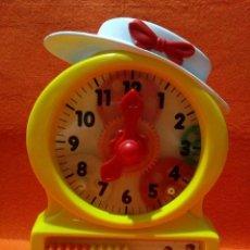 Juegos educativos: JUEGO EDUCATIVO CON ABACO..LAS HORAS Y LOS NUMEROS__AÑOS 80/90. Lote 89467084