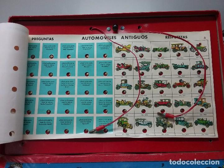 Juegos educativos: Antiguo Juego Enseñanza Eléctrica,de Juguetes Instructivos JM. - Foto 4 - 89862056