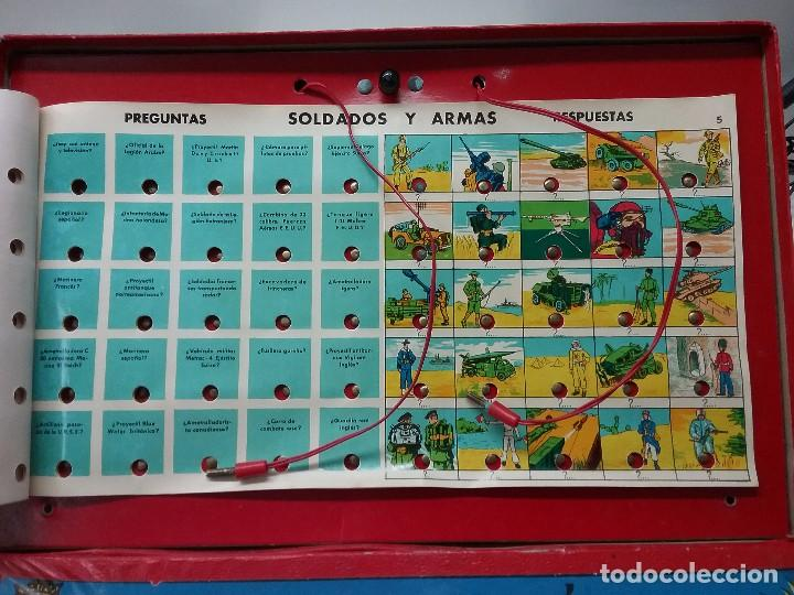 Juegos educativos: Antiguo Juego Enseñanza Eléctrica,de Juguetes Instructivos JM. - Foto 7 - 89862056