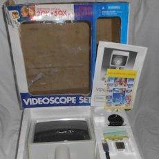 Juegos educativos: VIDEOSCOPE SET, 20X-50X, DE EDU-TOYS. Lote 92189480