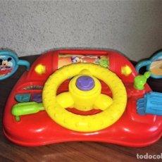 Juegos educativos: JUGUETE VOLANTE DIDACTICO INFANTIL DISNEY. Lote 94116350
