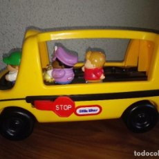 Juegos educativos: AUTOBUS ESCOLAR LITTLE TIKES. Lote 94117245
