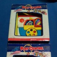 Juegos educativos: LOTE 2 JUEGOS DE PLAY CENTRE DE SUPERTOYS EN SUS CAJAS. Lote 95316406