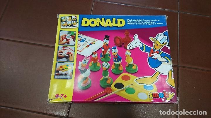 Juego Smoby De Arcilla Donald Comprar Juegos Educativos Antiguos
