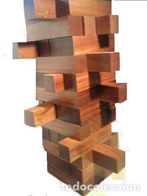 Juego Jenga Gigante O Juego De La Torre De Made Comprar Juegos