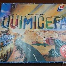 Juegos educativos: QUIMICEFA, LABORATORIO EXPERIMENTAL, 185. Lote 98612027