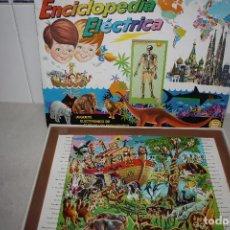 Juegos educativos: ANTIGUO JUEGO DE ENCICLOPEDI DE PSE. . Lote 98651155