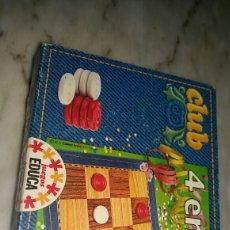 Juegos educativos: 4 EN RAYA EDUCA. Lote 98666440