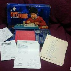 Juegos educativos: AYPETRONIC 2 MONTAJE ELECTRICO. Lote 98794262