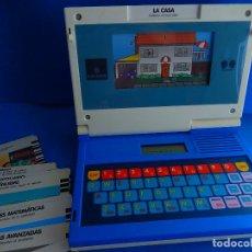 Juegos educativos: QUIQUE, MI ORDENADOR. CEFA TOYS.. Lote 101285783