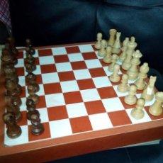 Juegos educativos: AJEDREZ NUEVO PALO DE ROSA. Lote 101328463