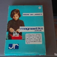 Juegos educativos: MAGNASTIKS JUNIOR. JUEGO DE CONSTRUCCIONES MAGNÉTICO. . Lote 101380875