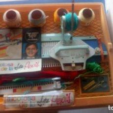 Juegos educativos: TEJEDORA DE LA SRT PEPIS. Lote 103848167