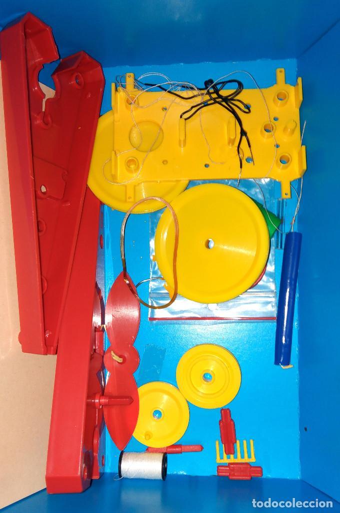 Juegos educativos: Educa Scientifics Mecánica 27 experimentos con caja y manual como nuevos parece completo - Foto 3 - 104563003