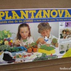 Juegos educativos: PLANTANOVA DE MEDITERRANEO. Lote 105121395