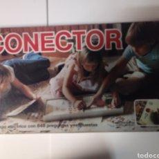 Juegos educativos: JUEGO CONECTOR 3 BORRAS AÑOS 70. Lote 106691271