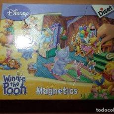 Juegos educativos: JUEGO MESA WINNIE DE POOH -IMANES. Lote 106801315