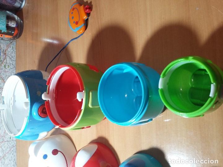 Juegos educativos: JUEGO INFANTIL TIPO MATROSKA - Foto 5 - 106803263