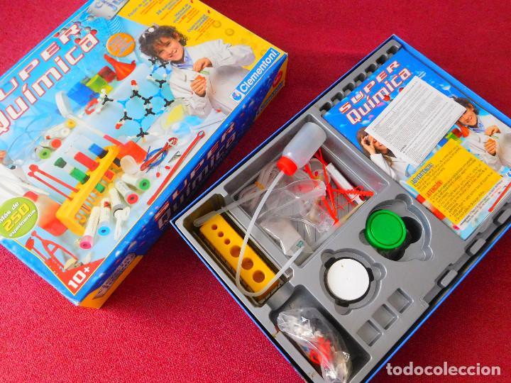 Juego De Quimica Ninos 10 Anos Super Quimica Comprar Juegos
