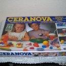 Juegos educativos: CERANOVA TÉCNICA Y ARTE DE LA CERA JUEGOS MEDITERRÁNEO AÑOS 90. Lote 144262429