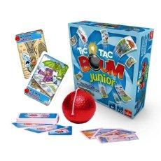 Juegos educativos: TIC TAC BOUM JUNIOR - EDAD DESDE 5 HASTA 10 AÑOS.. Lote 111211815