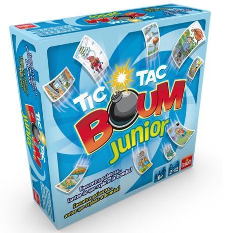 Juegos educativos: Tic Tac Boum Junior - Edad Desde 5 hasta 10 años. - Foto 2 - 111211815