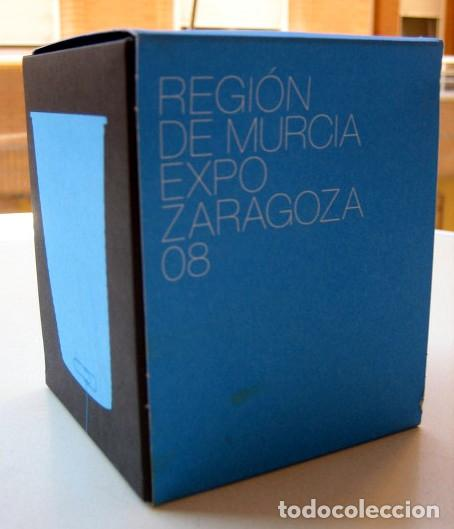 Zaragoza Telefono Expo Región Murcia Hecho 08 Con Vasos De Para La QrhCsdt