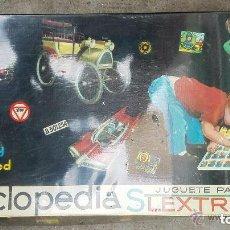 Juegos educativos: ENCICLOPEDIA SLEXTRONIKA, JUGUETES INSTRUCTIVOS. Lote 112108411