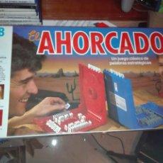 Juegos educativos: EL AHORCADO MB JUEGO DE MESA COMPLETO. Lote 112457362