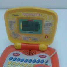 Juegos educativos: PEQUEÑO ORDENADOR PEQUEMOUSE VTECH. Lote 112664947
