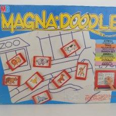 Juegos educativos: JUEGO DE ACCESORIOS ANIMALES: MAGNA DOODLE. ORIGINAL AÑOS 90. NUEVO, A ESTRENAR!. Lote 112745700
