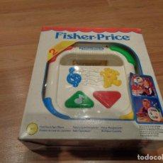 Juegos educativos: FISHER PRICE MI PRIMER CASSETTE VINTAGE. Lote 113116331