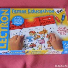 Juegos educativos: LECTRON - JUEGOS EDUCATIVOS - DISET - FUNCIONA. Lote 137595954