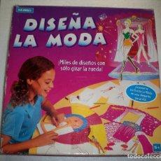 Juegos educativos: JUEGO DISEÑA LA MODA HASBRO. Lote 114081551