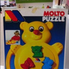 Juegos educativos: PUZZLE MOLTO. Lote 114198071