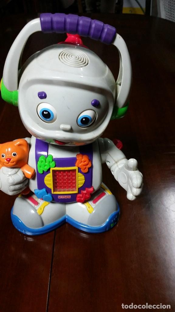 Juegos educativos: robot Fisher Price 2004 - Foto 1 - 114379899