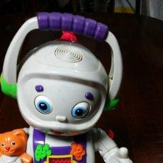Juegos educativos: ROBOT FISHER PRICE 2004 . Lote 114379899